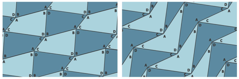 Cubriendo el plano con polígonos